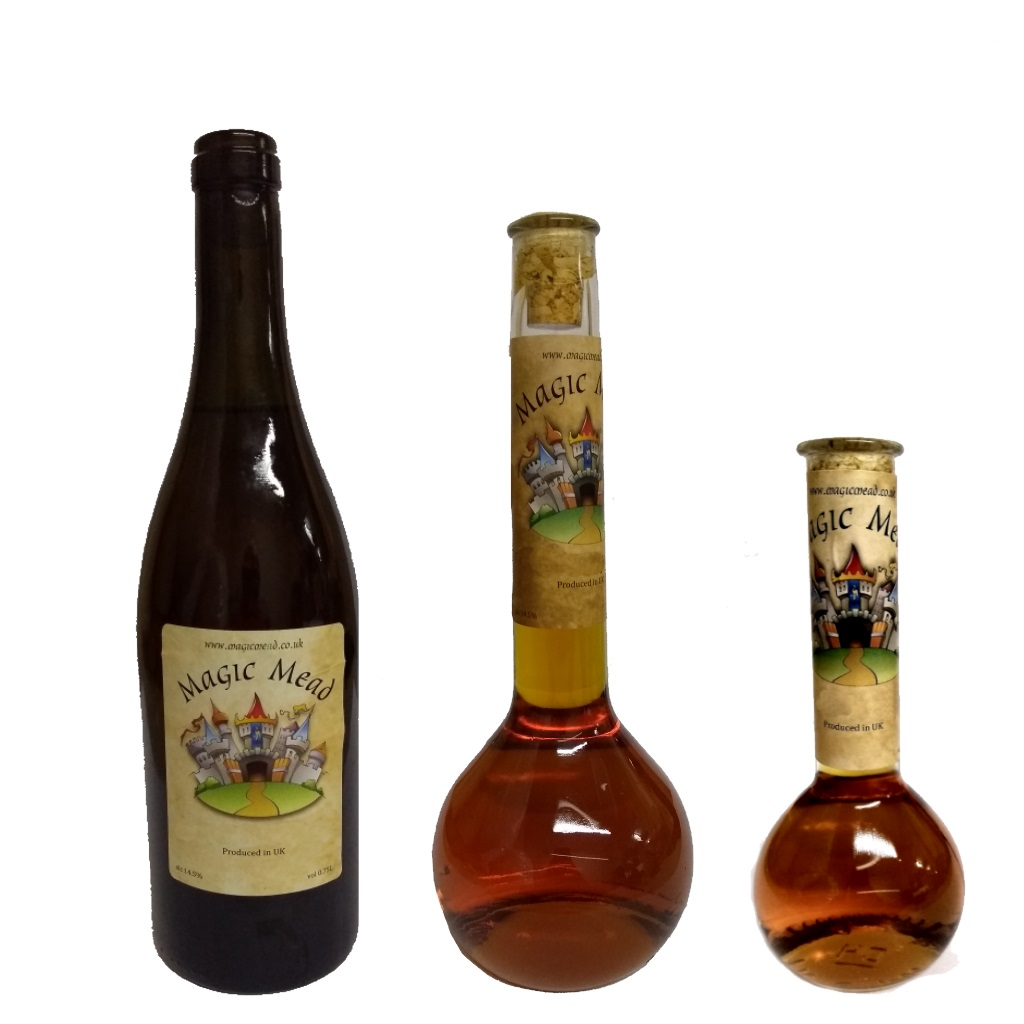 magic mead and fruit wines