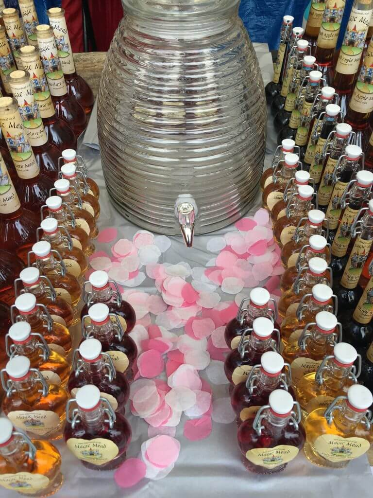 Mead For Weddings